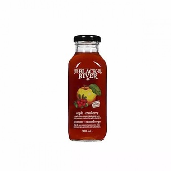 Black River Apple Cranberry Juice