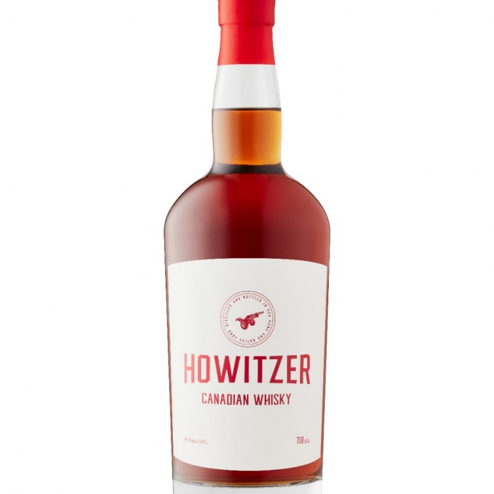 Howitzer Canadian Whisky