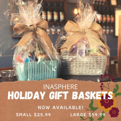 Small Gift Basket - sweet riesling